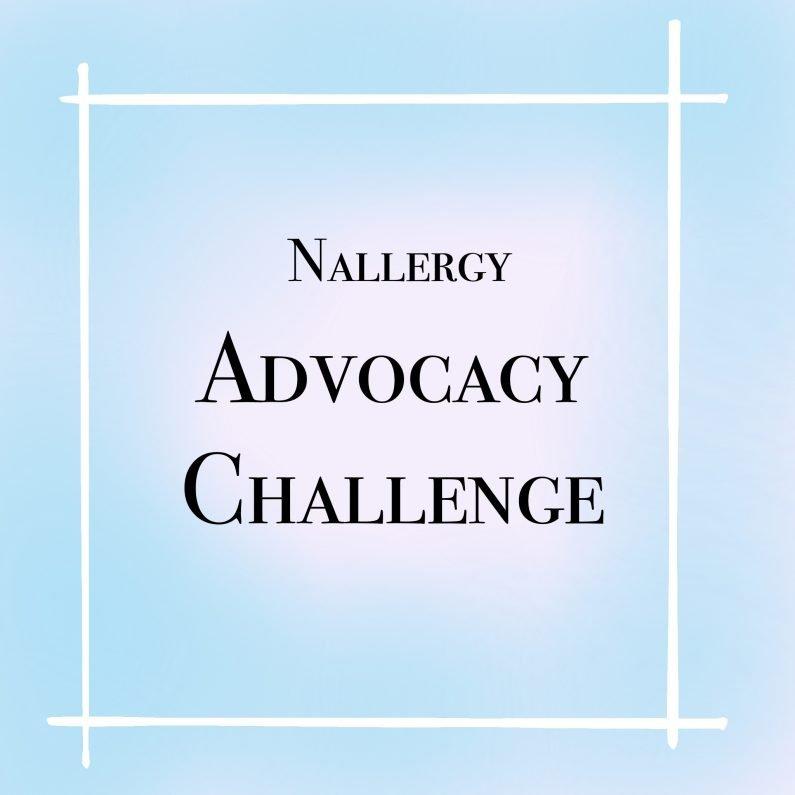 Nallergy Advocacy Challenge
