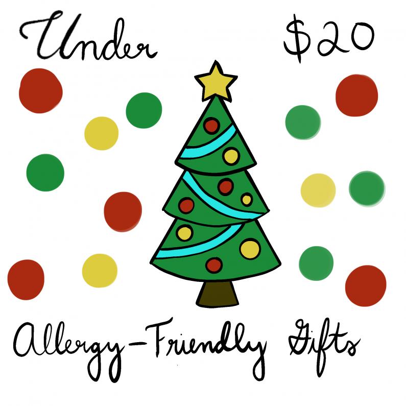 Under $20 Allergy-Friendly Gifts